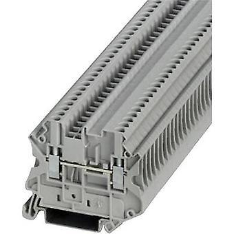 Phoenix kontakt UT 2,5-MTD 3064085 kontinuitet antall pinner: 2 0,14 mm² 4 mm² grå 1 eller flere PCer