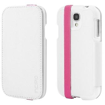 Incipio Technologies Watson Wallet Case for Samsung Galaxy S4 (White)