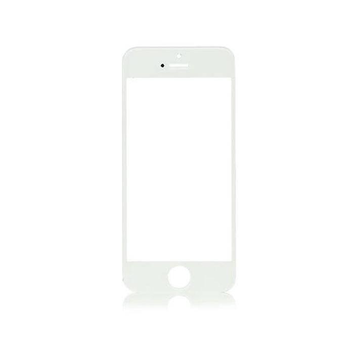 Stuff Certified® iPhone 4 / 4S Front Glass A + Quality - White