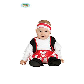 Baby Pirate kostyme for barn