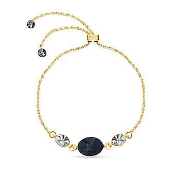 Bracelet Oval Tre Gold