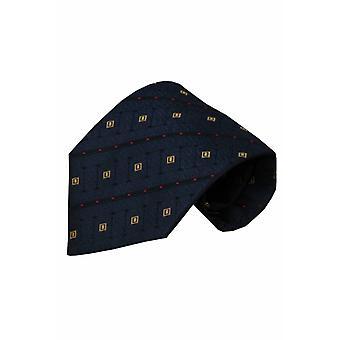 Blaue Krawatte Maglie 01