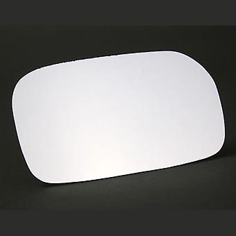 Right Driver Side Stick-On Mirror Glass For Honda CIVIC mk6 Hatchback 2000-2006