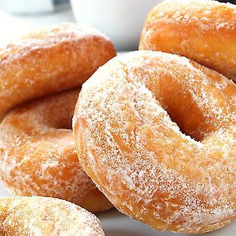 Kara Frozen Sugared Ring Doughnuts