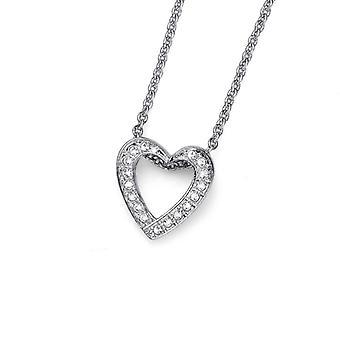 Oliver Weber Pendant Love Gold Crystal