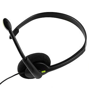 Zestaw słuchawkowy dla konsoli Xbox One w kolorze czarnym - przez TRIXES