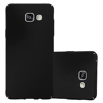 Cadorabo tilfelle for Samsung Galaxy A3 2016 tilfelle deksel - Hardcase plast telefon veske mot riper og støt - Beskyttende case Støtfanger Ultra Slim Tilbake Tilfelle Hardt Deksel