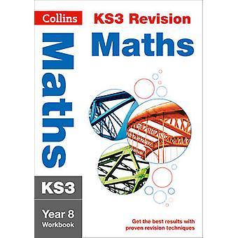 KS3 Maths Year 8 Workbook - 9780007562671 Book