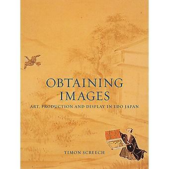 Herbeiführende Bilder - Kunst - Produktion und Display in Edo Japan von Timon