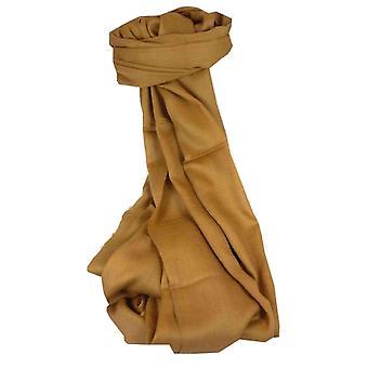 Cashmere fino roubou Karakoram pássaro-olho Weave caramelo por Pashmina & seda