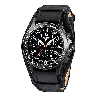 השעון השחור של שעונים מחלקה שחור טיטאן הכרונוגרף-סיקים. . אני מבין. r