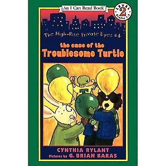 Het geval van de lastige schildpad