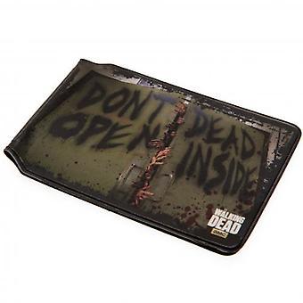 De Walking Dead-kaarthouder