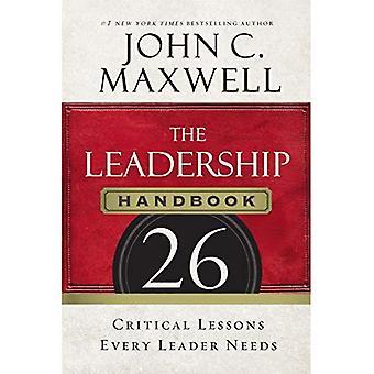 Het handboek van leiderschap
