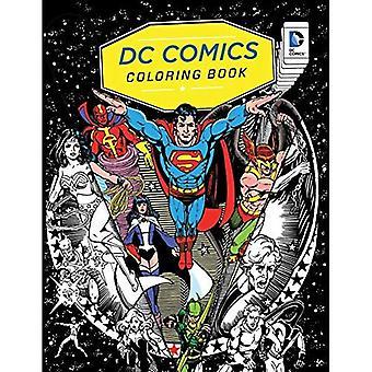DC Comics Coloring boek