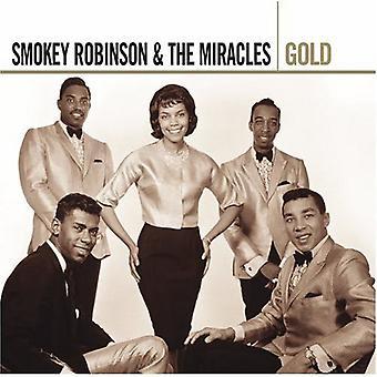 Smokey Robinson - Gold [CD] USA import