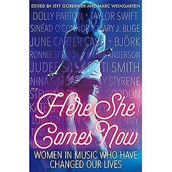 Hier kommt sie: Frauen in der Musik, die unser Leben verändert haben