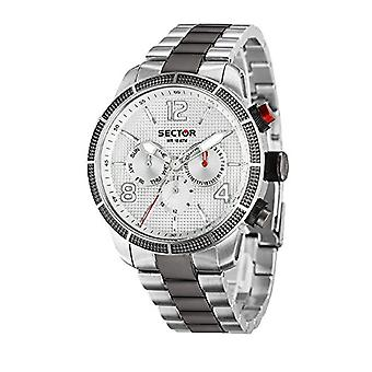 SECTOR men's Quartz analogue watch with stainless steel strap R3253575006