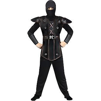 Warrior Ninja barn kostym