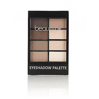 Beauty UK Eyeshadow Palette No. 3-Pure Romance