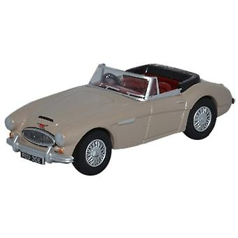 76AH3005 de Oxford Diecast Austin Healey 3000