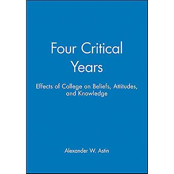 Four Critical Years Effects Co POD by Astin