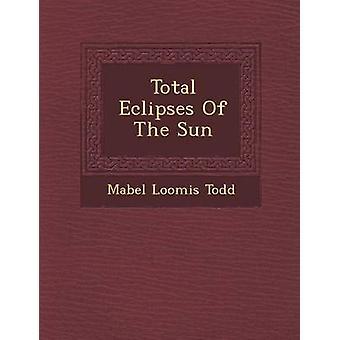Eclipse total do sol por Todd & Mabel Loomis