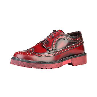Ana Lublin Womens/dames Lena lederen Lace Up Brogues
