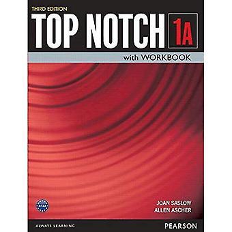 Een Top Notch 1 Student boek/werkmap splitsen