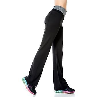 Jerf - dame-salou - sort - Modele aktiv bukser