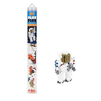 Plus-Plus Astronaut Tube, Mixed