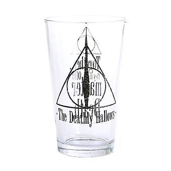 Harry Potter kuoleman varjelukset suuri lasi