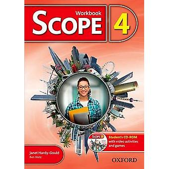 Scope - Level 4 - Workbook with Student's CD-ROM (Pack) - 9780194506410