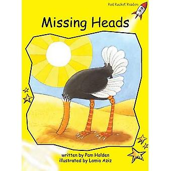 Missing Heads by Pam Holden - Lamia Aziz - 9781776540556 Book