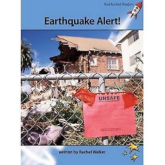 Earthquake Alert! by Rachel Walker - 9781927197431 Book