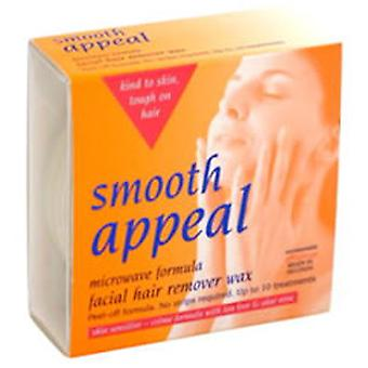 Smooth Appeal Microwave Facial Hair Remover Wax
