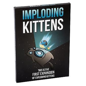 Imploding Kittens: This is the First Expansion of Exploding Kittens Card Game