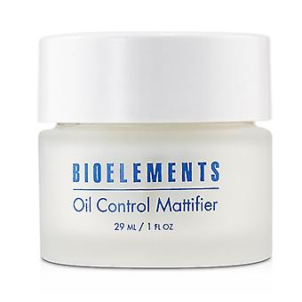 العناصر الحيوية للتحكم في النفط Mattifier - للتركيبة و أنواع البشرة الدهنية - 29 مل/1 أوقية
