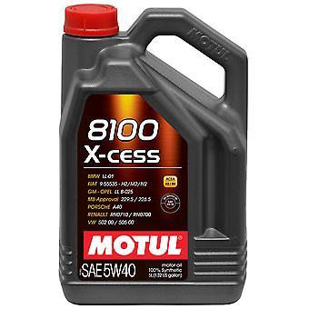 Motul 102870 Synthetic Engine Oil