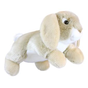 Hand Puppet - Full-Bodied Animal - Rabbit (Lop-Eared) Soft Doll Plush PC001812