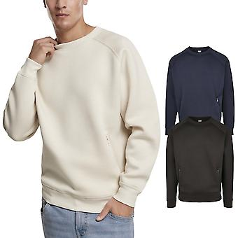 Urban Classics - RAGLAN Zip Pocket Crewneck Sweater
