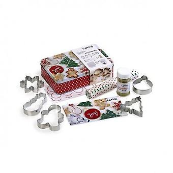 Lékué Kit Christmas Cookies