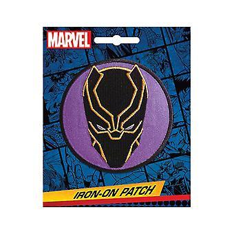 Black Panther Symbol Patch