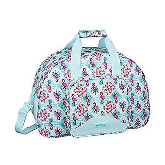 Moos Flamingo Turquoise - Official Sports Bag 480 x 210 x 330 mm