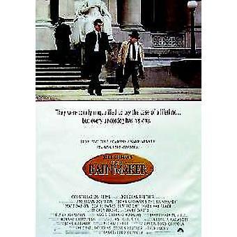 The Rainmaker (Single Sided) Original Cinema Poster