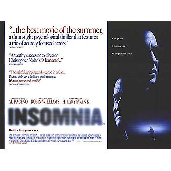 Insomnia Original Cinema Poster