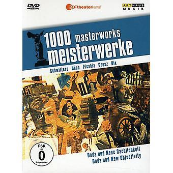 Dada & New Objectivity [DVD] USA import