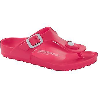 Birkenstock Kids EVA Gizeh sandaal 1013099 koraal smal