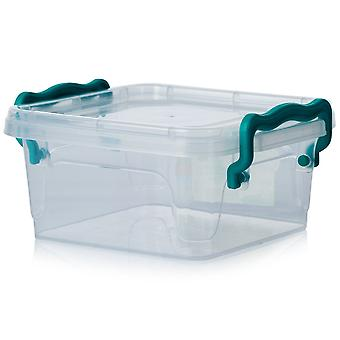 Hobby Life 350ml Square Multi Plastic Storage Box