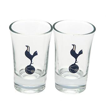 Tottenham Hotspur FC Shot Glass Set (Pack de 2)